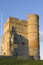 donnington castle gatehouse and tower