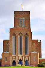 Guildford Cathedral West Aspect