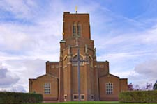 Guildford Cathedral East Aspect